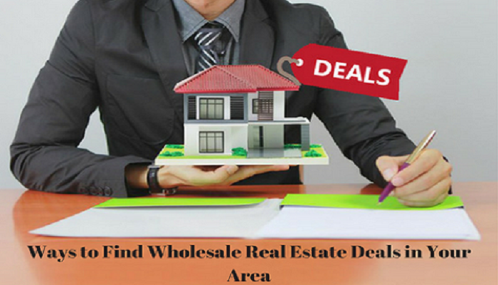 getting started wholesale real estate how to find deals
